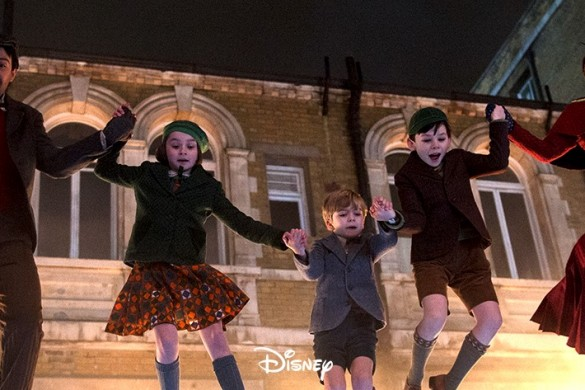 Mary POppins returns, facebook mary poppins returns