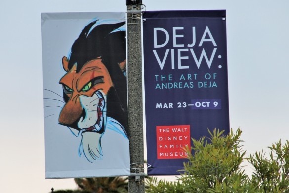 deja View adreas deja, disney animator, The Lion King Scar