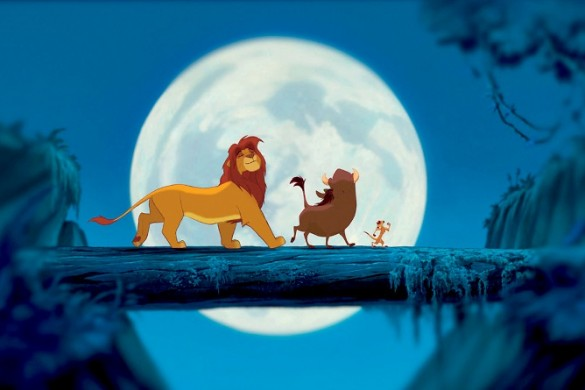 """""""The King returns"""", in the Walt Disney Lion King Signature Collection on Blu-ray!"""