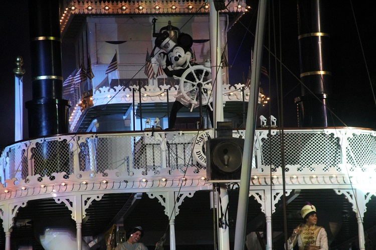 Disney Parks Night Out, Fantasmic, Nighttime at Disney