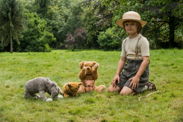 Goodbye Christopher Robin, story of winnie the pooh