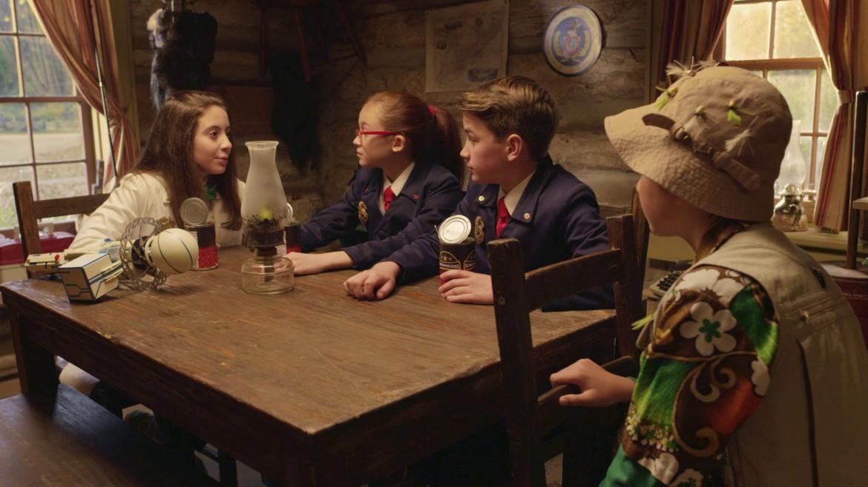 Odd Squad, Word Turned ODD, PBS KIDS World Turned Odd, World Turned Odd premiere date