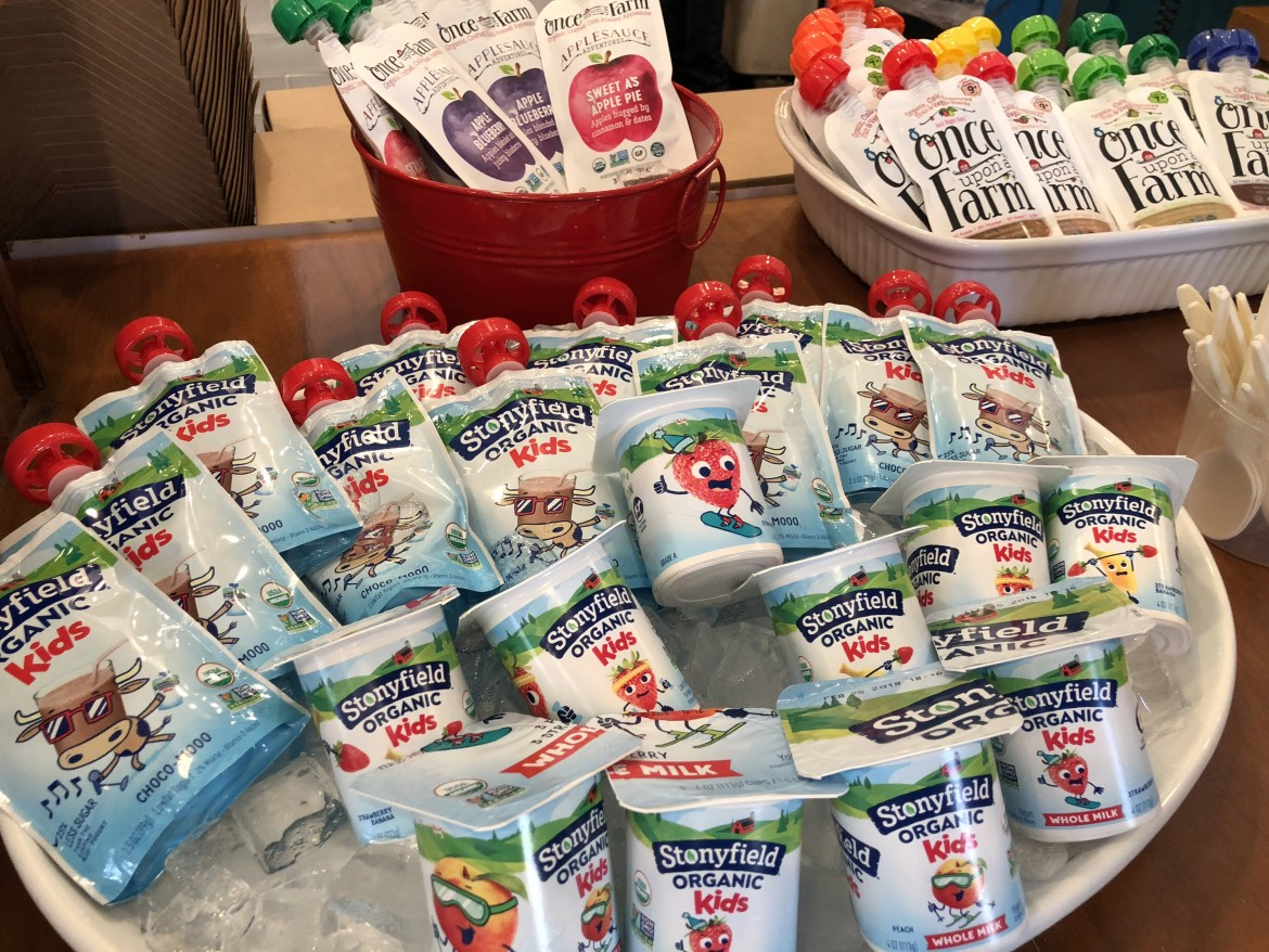 Stonyfield Yogurt, Picky Eater Tips, Nutrition young children