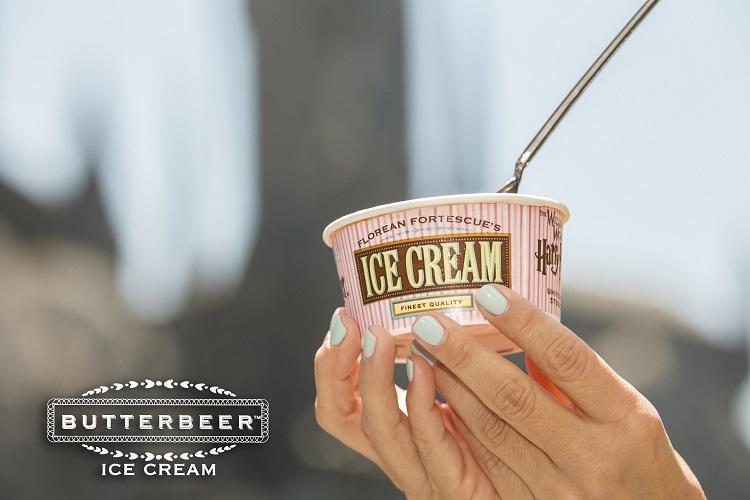 butterbeer ice cream wiz