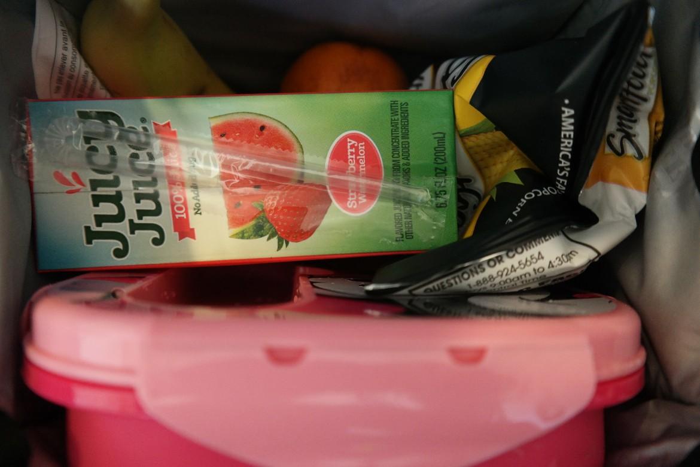 Snack hacks, lunchtime tips, juicy juice