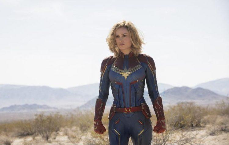 Captan Marvel Trailer