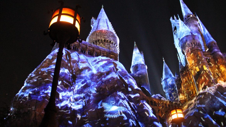 Crinchmas, Christmas Harry Potter World
