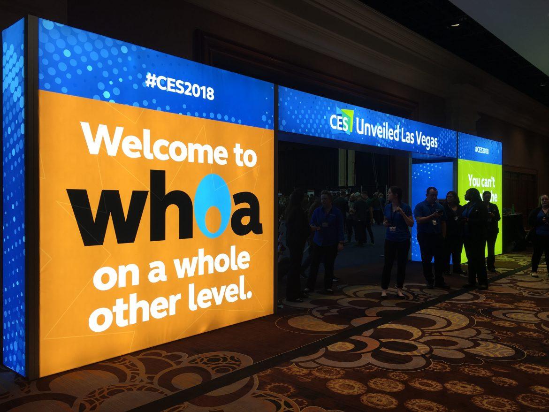 Consumer Electronics Showcase 2019
