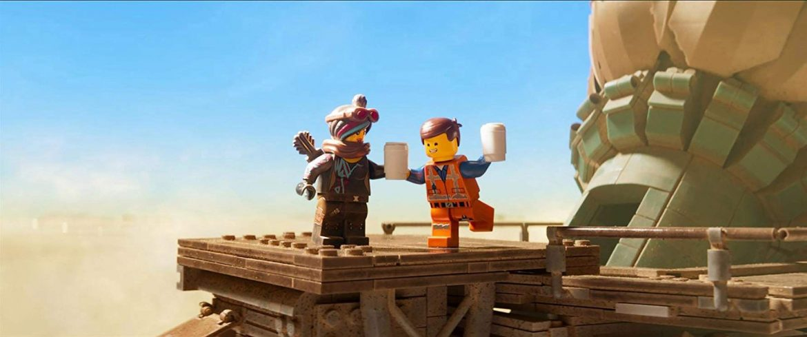 the lego movie 2, Phil Lord
