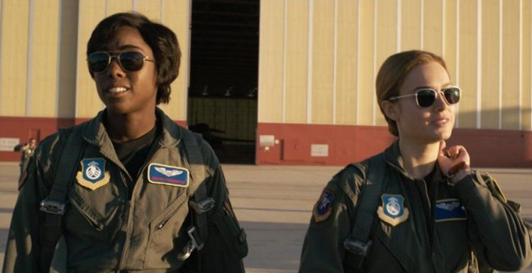 captain marvel, brie Wilson and