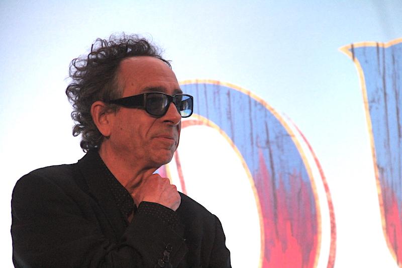 Tim Burton, Dumbo, Director