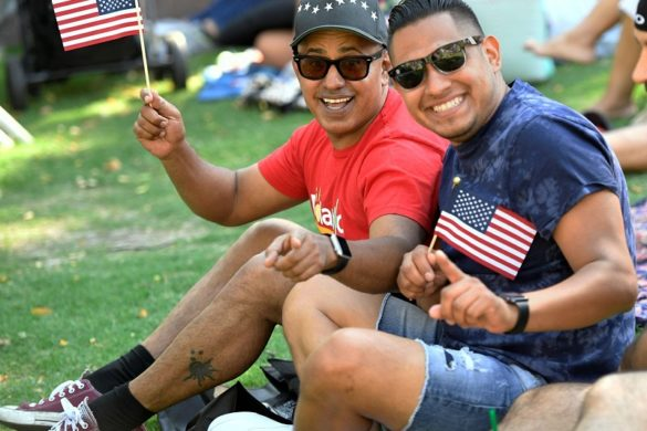 grand park summer free events