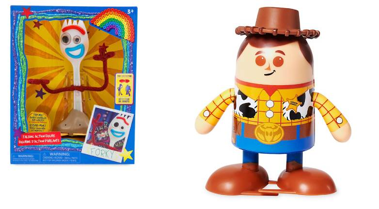 toy story 4, disney store, giveaway
