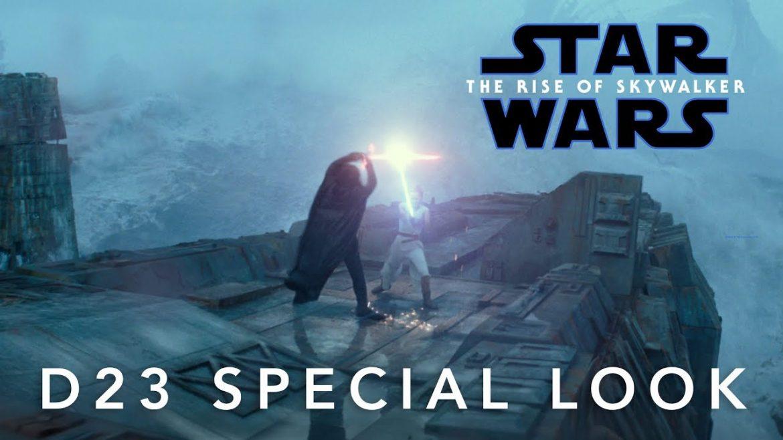 d23 star wars skywalker special look