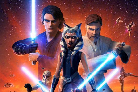 star was clone wars the final season