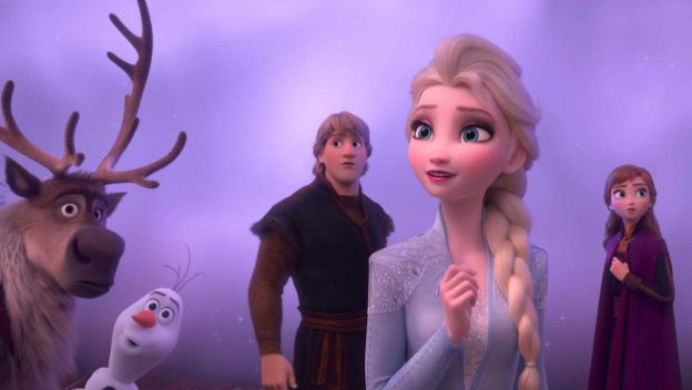 Disney + FIDM, Frozen 2: disney store