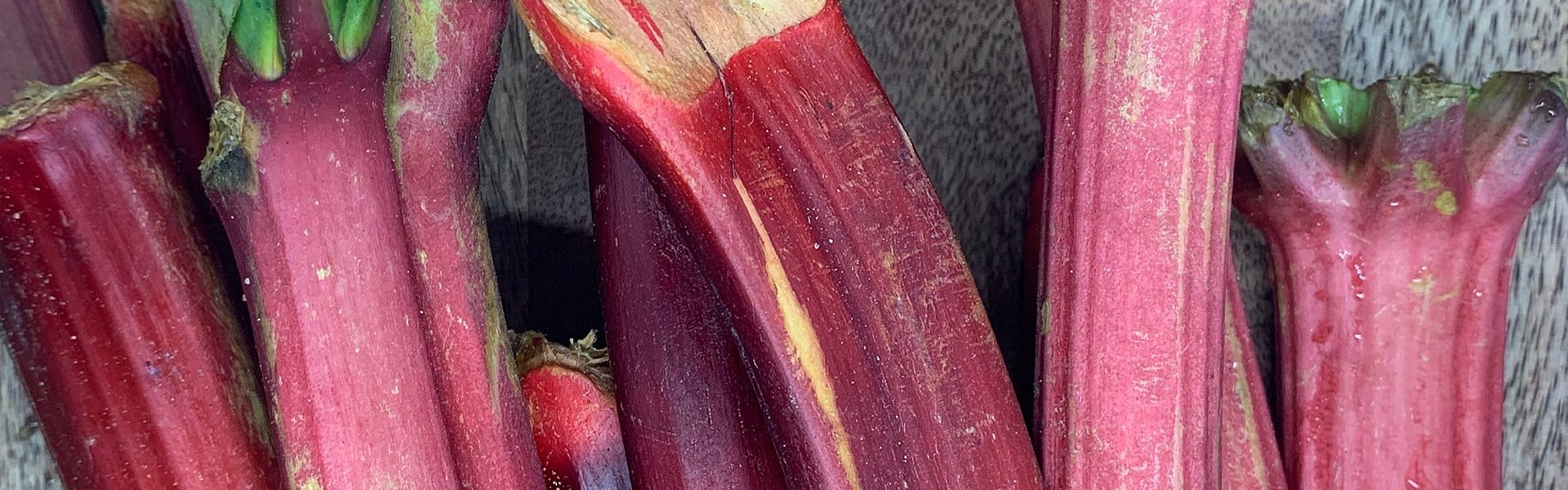Rhubarb strawberry simple syrup