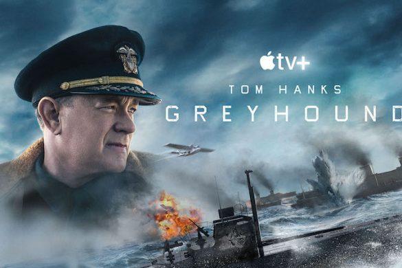the greyhound, apple tv