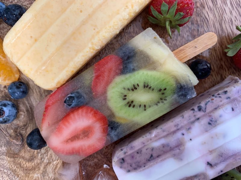 fruit popsicle recipe