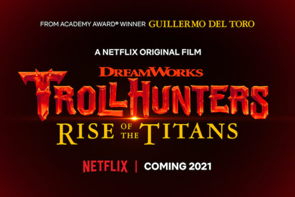 rise of the titans, troll hunters