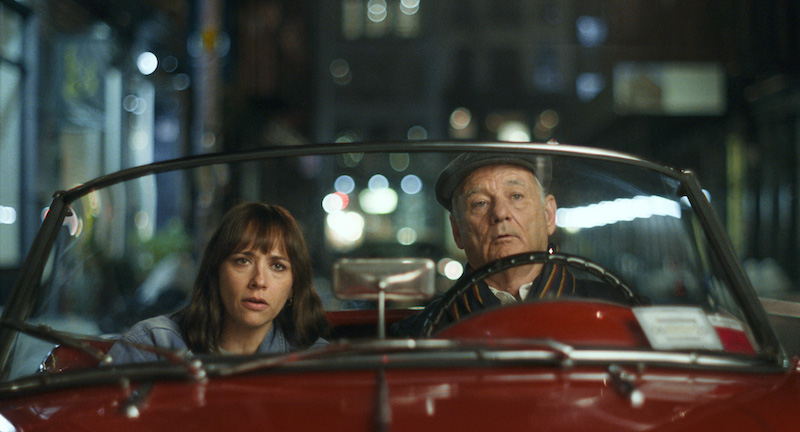 on the rocks, Coppola, bill murray, rashida jones