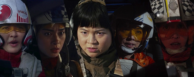 Asian Representation, Star Wars