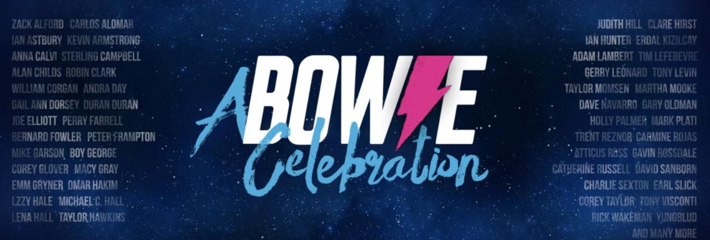 a bowie celebration