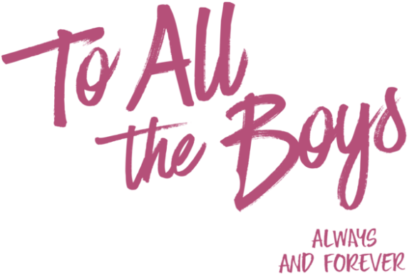 to all the boys always and forever lana condor