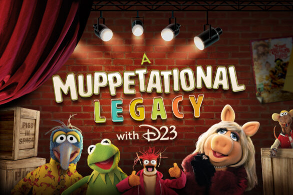 muppets cabin fever d23
