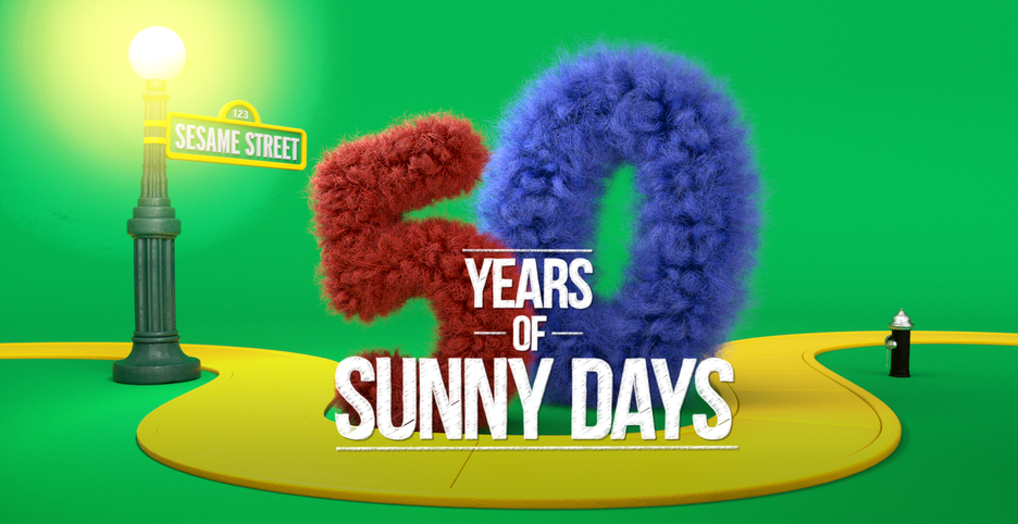 50 years of sunny days