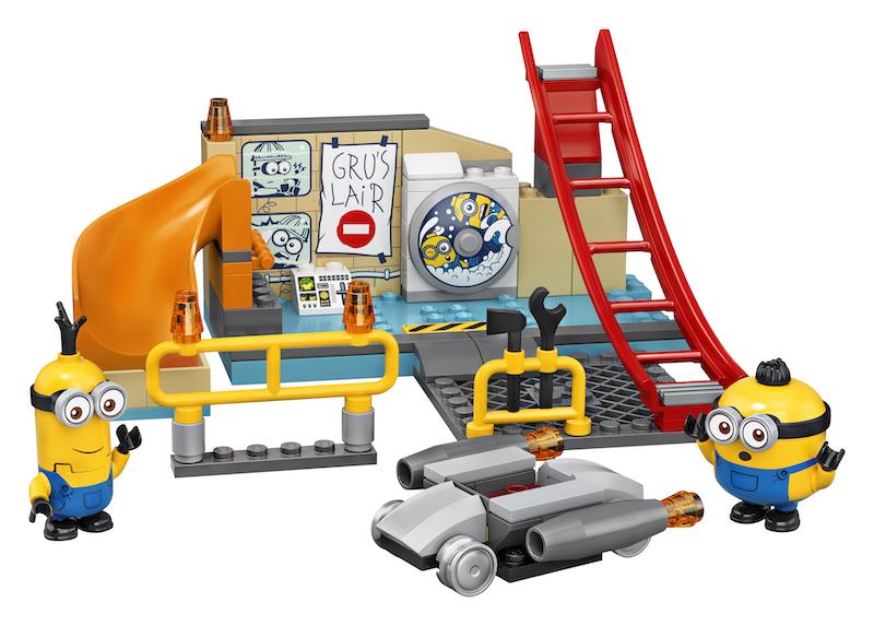 lego minions toys