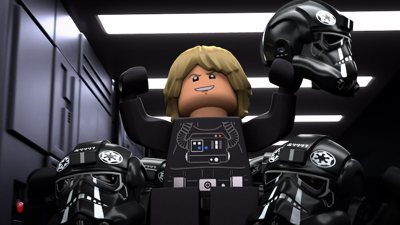 LEGO Star Wars Terrifying Tales Special