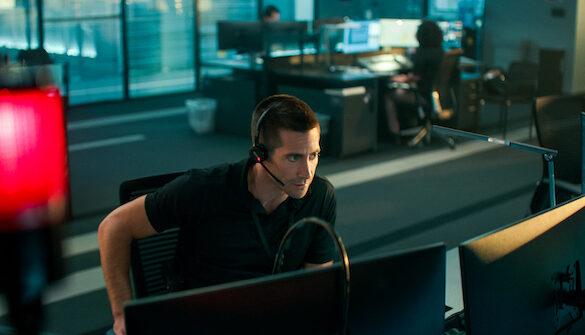 THE GUILTY starring Jake Gyllenhaal